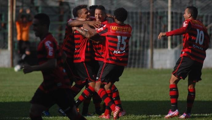 Oeste, Itápolis (Foto: João Reis / Oeste FC)