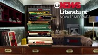 Temporada do GNews Literatura estreia sábado (22), em novo horário
