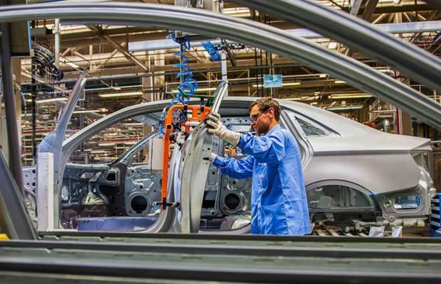 Audi A3 começa a ser fabricado no Brasil (Foto: Audi)