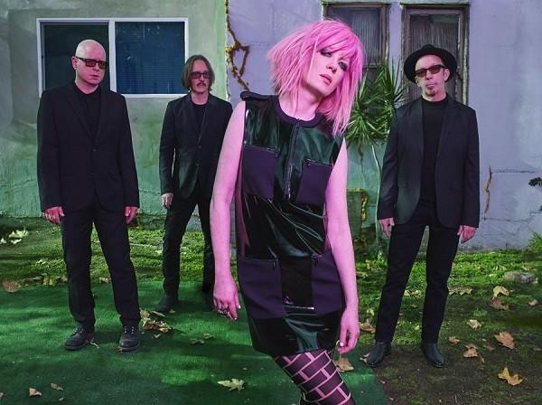 Banda liderado por Shirley Manson se apresenta dia 11 de dezembro, no Circo Voador (Foto: Divulgação)