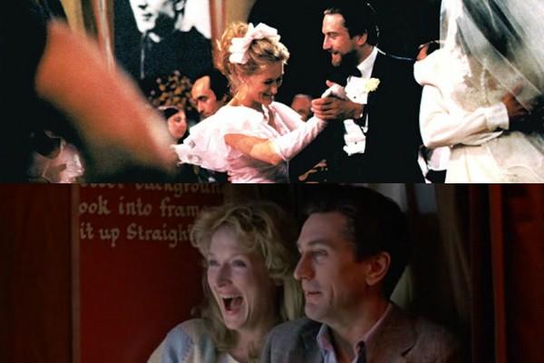 Meryl Streep e Robert De Niro (Foto: Reprodução)