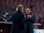 Mancini chama técnico do Napoli de racista e homofóbico após discussão