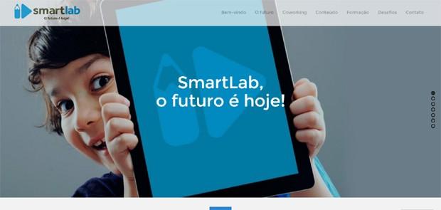 Smartlab, do grupo espanhol Santillana (Foto: Reprodução)