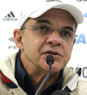 Eduardo Bandeira de Mello Presidente Flamengo (Foto: Gilvan de Souza / Flamengo)
