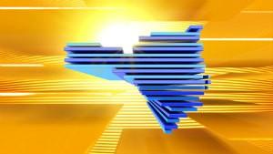 Logo Bom Dia SC (Foto: Divulgação/RBS TV)