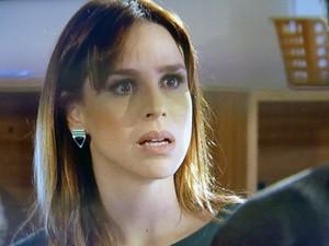 Raissa se surpreende ao saber que o amigo já sabia do seu interesse por João Luiz  (Foto: Malhação / TV Globo)