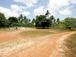O impasse entre índios anacés e o governo do estado sobre a desapropriação de terras pode atrasar o andamento da obra (Foto: Kid Junior/Agência Diário)