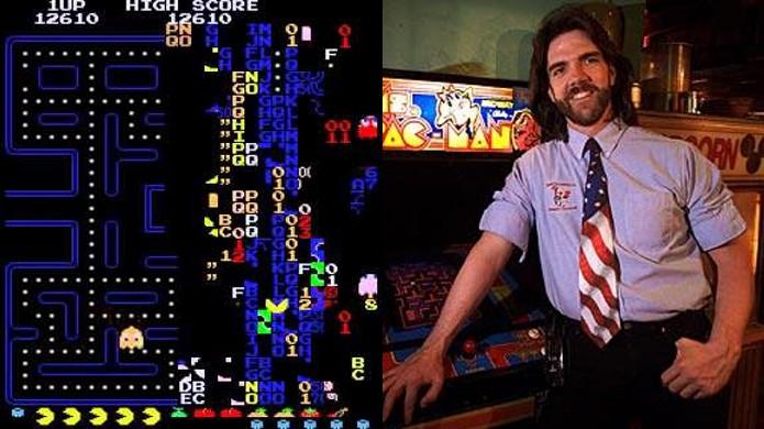 Billy Mitchel foi o primeiro a conseguir uma partida perfeita de Pac-Man (Foto: Southern Fried Game Room Expo)