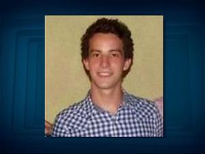 Denis Papa Casagrande, de 21 anos, morreu esfaqueado durante uma festa na Unicamp em Campinas (Foto: Reprodução/ EPTV)