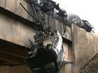 Motorista que morreu carbonizado vai ser enterrado em Luiziânia