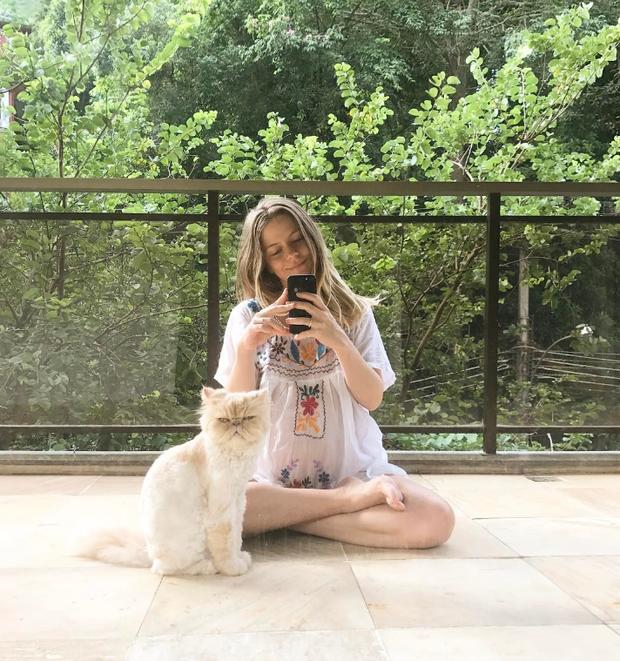 Vitória Frate (Foto: Reprodução/Instagram)