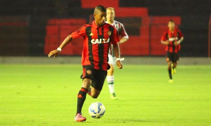 Wilson Sport Sub-17 (Foto: Williams Aguiar/Sport Club do Recife/Divulgação)