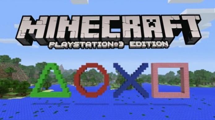 Minecraft PS3 Edition (Foto: Divulgação) (Foto: Minecraft PS3 Edition (Foto: Divulgação))