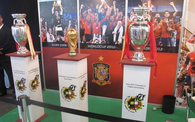 Espanha copeira: quarta final em cinco anos, com três títulos ganhos