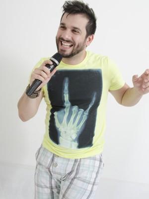 cantor Pípolo (Foto: Divulgação)