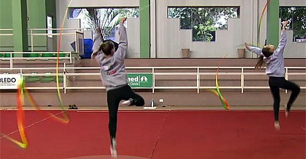 Meu Paraná vai mostrar os sonhos olímpicos de paranaenses (Foto: Reprodução/RPC)