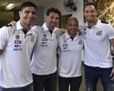 Ídolos do Santos escolhem melhores momentos que viveram na Vila
