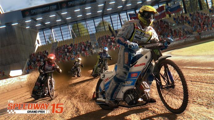 Equipe a sua moto consiga o caneco no final do campeonato (Foto: Divulgação/Softplanet)