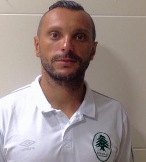 Mateus Paraná, atacante do Boavista (Foto: Arquivo Pessoal)