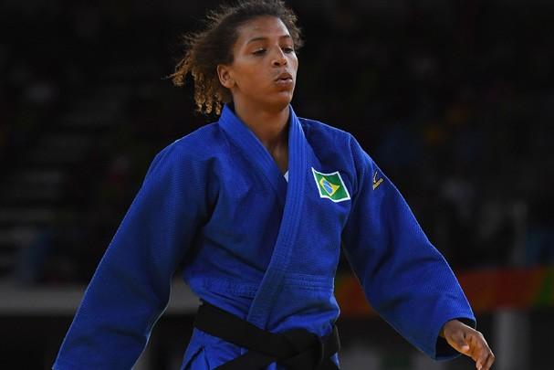 Rafaela Silva (Foto: Getty Images)