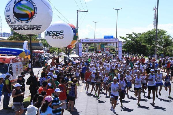 Volta de Aracaju 2011 (Foto: TV Sergipe/Divulgação)