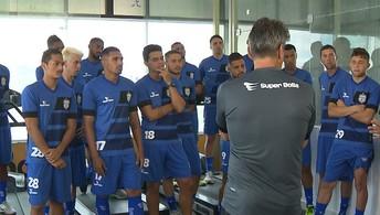 Treze é o primeiro time paraibano a iniciar a pré-temporada para 2017