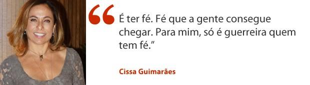 Cissa Guimarães (Foto: Salve Jorge/TV Globo)