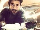 Às vésperas de ser pai, Sandro Pedroso faz desabafo na web
