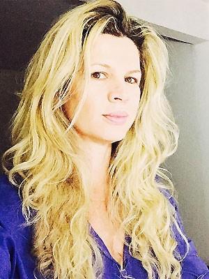 Cida fez curso com preparadores de elenco, no Rio de Janeiro (Foto: Reprodução)