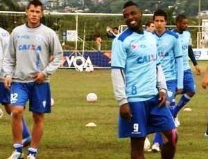 Betinho atacante Avaí (Foto: Reprodução RBSTV)