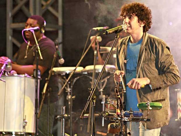Músicos do grupo Sambô, que se apresenta no próximo dia 18 de janeiro em Brasília (Foto: Carlos Ramirez/Divulgação)