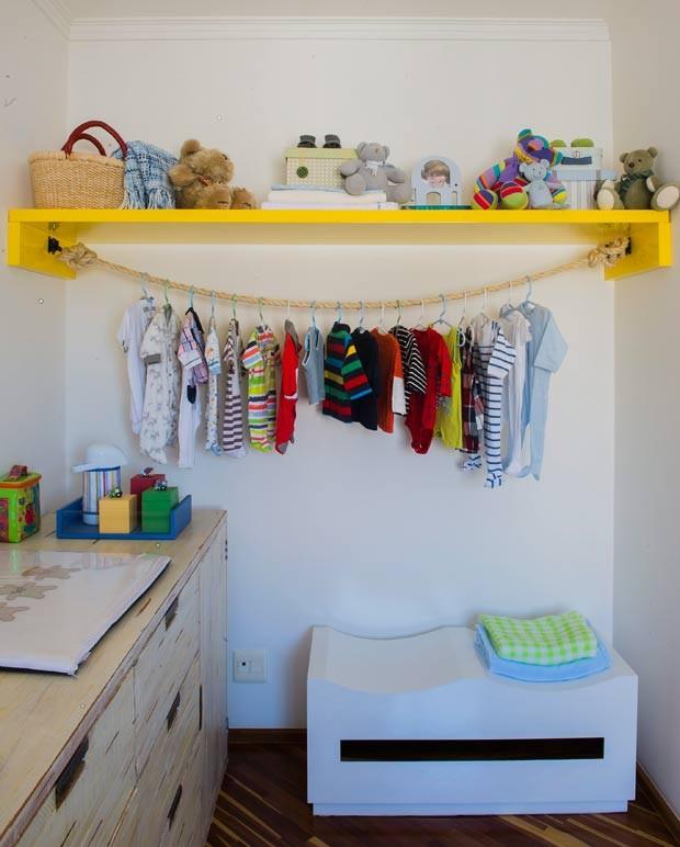 quarto-infantil-prateleira (Foto: Marcelo Magnani/Editora Globo)