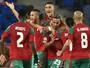 Com golaço, Marrocos vence e elimina a Costa do Marfim da Copa Africana