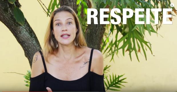 Luana Piovani (Foto: Reprodução/Youtube)