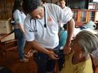 Projeto oferece serviços jurídicos e de saúde às comunidades ribeirinhas