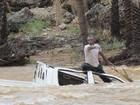 Passagem do ciclone 'Chapala' deixa feridos no Iêmen