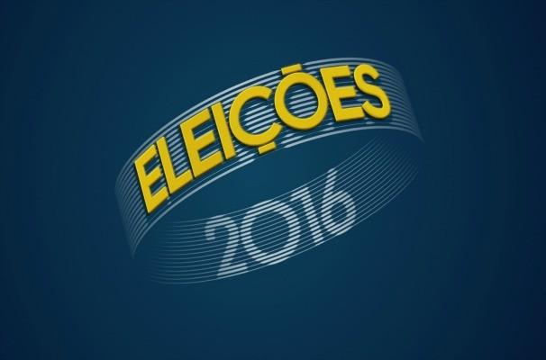 Eleições 2016 na TV TEM (Foto: Reprodução / TV TEM)