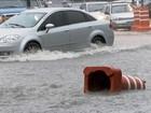 Tempestade de verão deixa São Paulo em estado de atenção