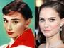 De Audrey Hepburn a Natalie Portman: confira a semelhança entre famosas de hoje e de antigamente