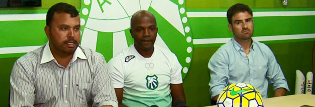 Boa Esporte e Caldense apresentam novos treinadores para a disputa das séries C e D (Reprodução EPTV)