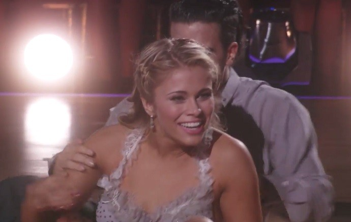 "BLOG: Paige VanZant emociona jurados em última dança no ""Dancing With The Stars"""
