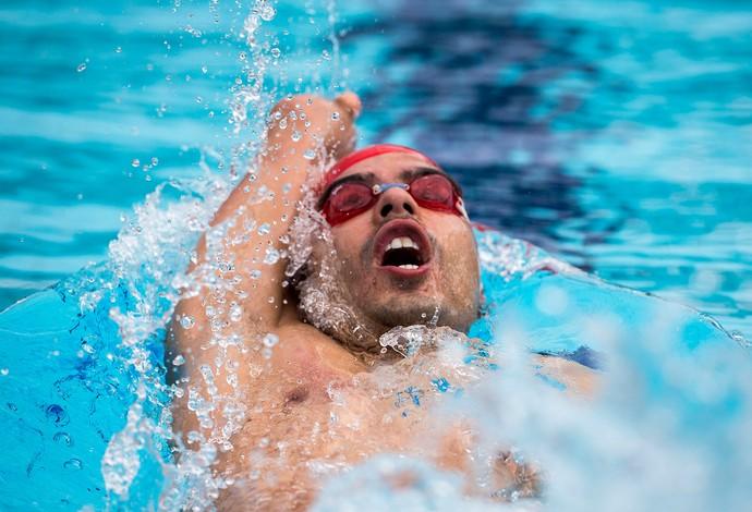 Daniel Dias, Open Paralímpico de Natação (Foto: Jonne Roriz/MPIX/CPB)