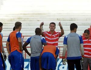 náutico treino vágner mancini (Foto: Aldo Carneiro / Pernambuco Press)