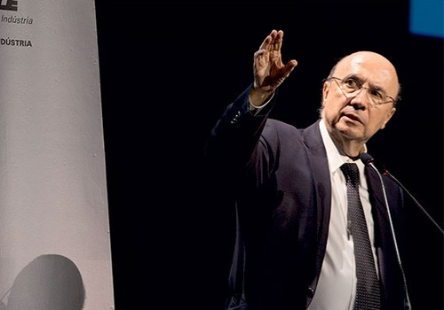 Ex-presidente do Banco Central Henrique Meirelles  (Foto: Ed Ferreira/Brazil Photo Press/Folhapress)