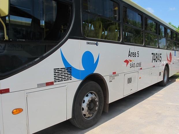 Nova frota já atingiu a marca de 500 ônibus no Distrito Federal (Foto: Lucas Salomão/G1)