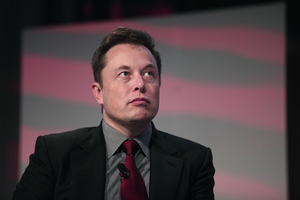 Elon Musk, co-fundador e CEO da Tesla Motors (Foto: Bill Pugliano/Getty Images)