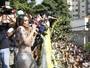 Alinne Rosa comanda bloco em São Paulo com convidadas famosas