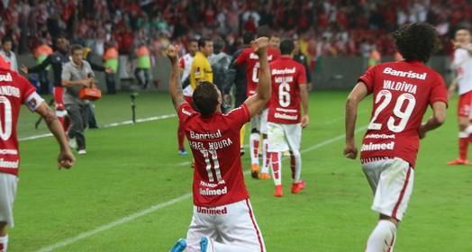 eles têm a força (Diego Guichard / GloboEsporte.com)