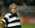 """Após empate fora de casa, Tiago diz: """"Nem me fala, outra vez sem vencer"""""""
