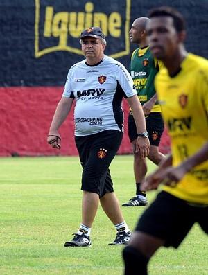 vadão moacir sport (Foto: Aldo Carneiro / Pernambuco Press)